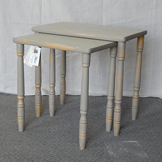 Water Based Fossil Chalk Paint Distressed Furnature